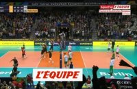 L'Allemagne rejoint la France en finale - Volley - TQO (H)