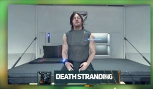 Death Stranding  - extrait gameplay