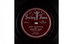 Jimmy McCracklin With His Blues Blasters - Rockin' Man (1951)