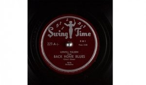 Lowell Fulson - Back Home Blues (1950)