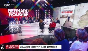 Le Grand Oral de Bernard Rougier, professeur à l'Université Paris-Sorbonne - 16/01