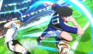 Captain Tsubasa : Rise of New Champions - Première bande annonce