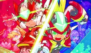 MEGA MAN ZERO / ZX LEGACY COLLECTION Bande Annonce