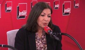 Anne Hidalgo Maire De Paris Sur Le Maintien De L Ordre A Paris