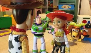 Toy Story 3 IRL (Stop motion)
