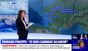 "Edouard Philippe: ""Je suis candidat au Havre"" (6) - 31/01"