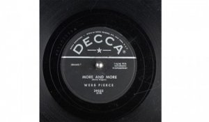 Webb Pierce - More And More (1954)