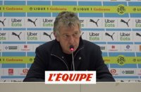 Gourcuff «Une grosse satisfation» - Foot - L1 - Nantes