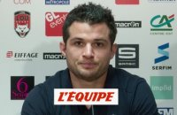 Dulin «On se tire une balle dans le pied» - Rugby - Top 14 - Racing 92
