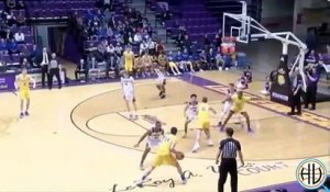 La superbe action collective des basketteurs de South Dakota State