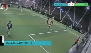 But de Rémy BARTOCCI (6-1)
