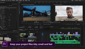 Productions: Available Today in Premiere Pro | Adobe Creative Cloud