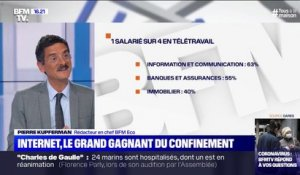 Internet, le grand gagnant du confinement