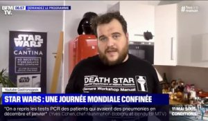 "4 mai: comment célébrer le ""Star Wars Day"" en confinement ?"