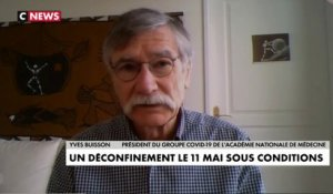 L'interview d'Yves Buisson