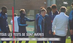 Ligue 1 : L'OM rassuré par les tests Covid-19 à la Commanderie