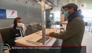 Air France : des milliers de suppressions de postes ?