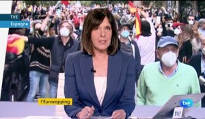 L'Eurozapping : les manifestations se multiplient en Europe
