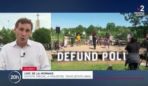 Mort de George Floyd : la police de Minneapolis démantelée