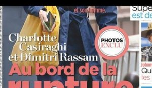 Charlotte Casiraghi, Dimitri Rassam, au bord de la rupture, crises, reproches, disputes (photo)