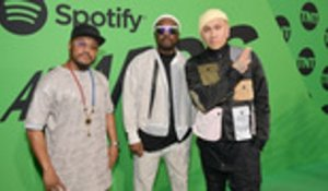 The Black Eyed Peas Talk New Album 'Translation,' Fergie & Working With Shakira, Becky G | Billboard News