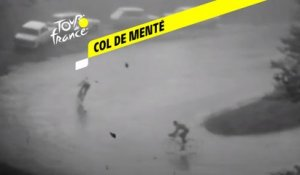 Tour de France 2020 - One day One story : Col de Menté