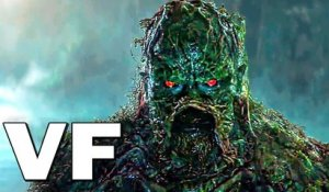 SWAMP THING Bande Annonce VF