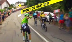Tour de France 2020 - One day One story : Mont du Chat 2017