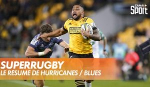Le résumé de Hurricanes / Blues