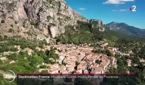 Destination France : Moustiers-Sainte-Marie, l'étoile de Provence