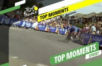 Tour de France 2020 - Top Moments SKODA : McEwen à Canterbury