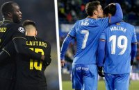 Les compositions probables de Inter-Getafe