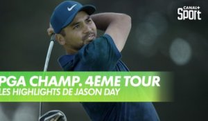 Golf - USPGA / Dernier tour : Les highlights de Jason Day