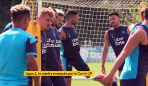 Ligue 1 : le coronavirus menace le lancement de la saison