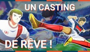 CAPTAIN TSUBASA - Les STARS REVIENNENT ! - SWITCH, PS4, PC