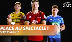 Super Rugby : place au spectacle !