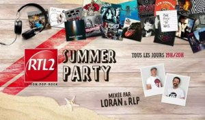 Post Malone, Niall Horan, Wild Cherry dans RTL2 Summer Party by RLP (21/08/20)