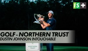 Golf - PGA Northern Trust - Dustin Johnson impérial