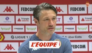 Kovac : «On veut jouer un football moderne» - Foot - L1 - Monaco