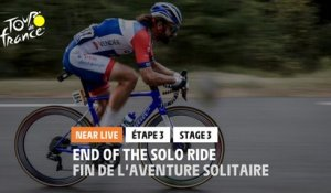#TDF2020 - Étape 3 / Stage 3 - Fin de l'aventure solitaire / End of the solo ride