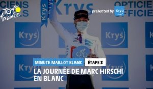 #TDF2020 - Étape 3 / Stage 3 - Krys White Jersey Minute / Minute Maillot Blanc