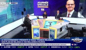 Emmanuel Lechypre (BFM Business) : Comment interpréter le plan de relance du gouvernement ? - 03/09