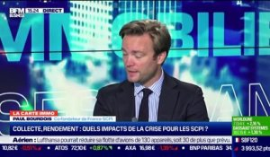 Paul Bourdois (France SCPI) : quels impacts de la crise pour les SCPI ? - 16/09