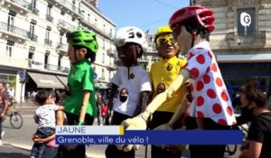 Tour de France, Cyclobulles, Covid 19 - 16 SEPTEMBRE 2020