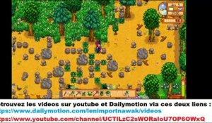 Moment detente avec STARDEW VALLEY !!!! (20/09/2020 16:18)