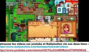 Moment detente avec STARDEW VALLEY !!!! (20/09/2020 18:37)