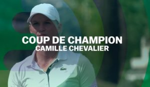 Coup de Champion : le wedge (par Camille Chevalier)