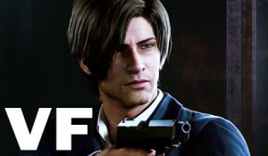 RESIDENT EVIL: INFINITE DARKNESS Bande Annonce VF
