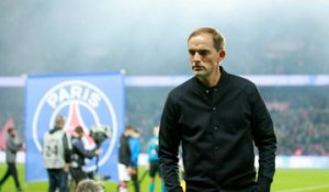 Thomas Tuchel évoque la fin de mercato du Paris SG
