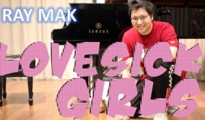 BLACKPINK – Lovesick Girls Piano by Ray Mak